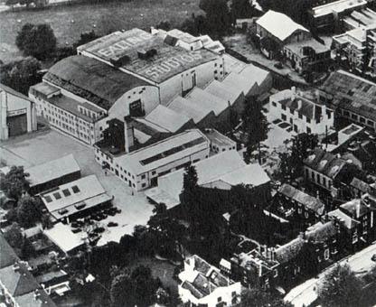 Ealing Studios - history - wickedlady.